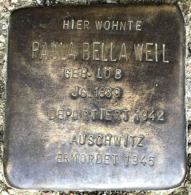 Paula Bella Weil