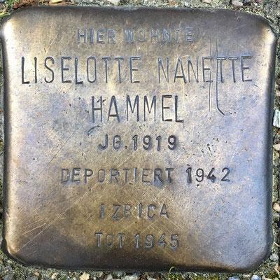 Liselotte Hammel