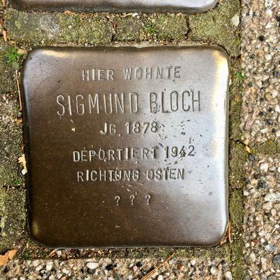 Sigmund Bloch