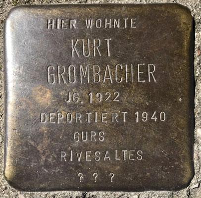 Kurt Grombacher