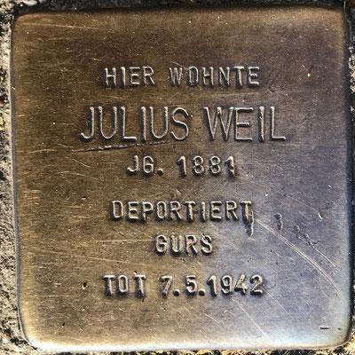 Julius Weil
