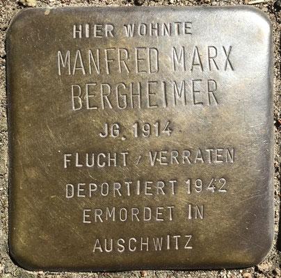 Manfred Marx Bergheimer