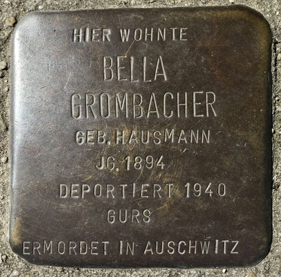 Bella Grombacher