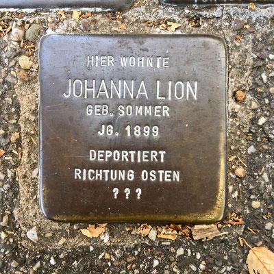 Johanna Lion