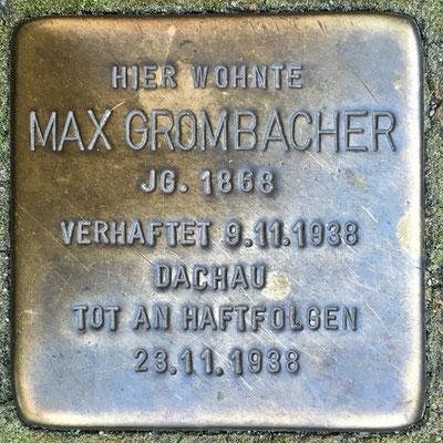 Max Grombacher