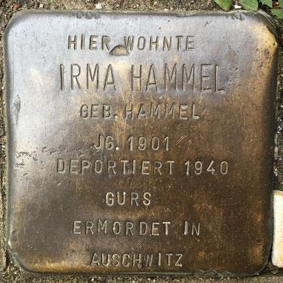 Irma Hammel