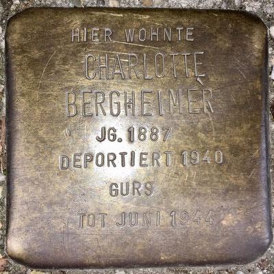 Bergheimer, Charlotte