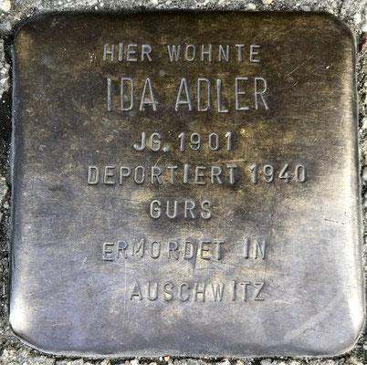 Ida Adler