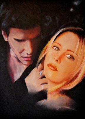 Buffy, pastel (2000)