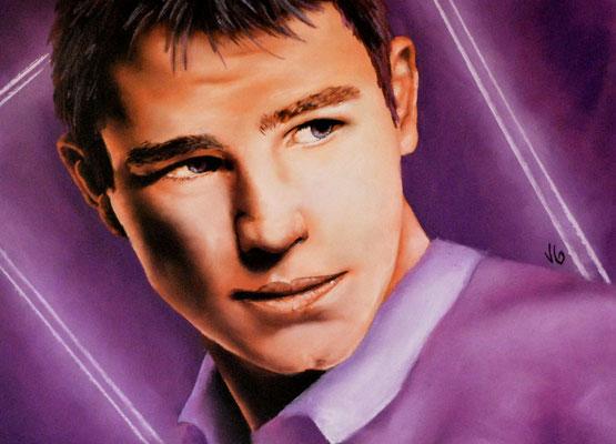 Josh Hartnett, pastel (2003)