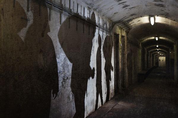 Krieg III - Flucht in den Bunker