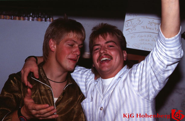 1993 - KjG-Faschingsparty