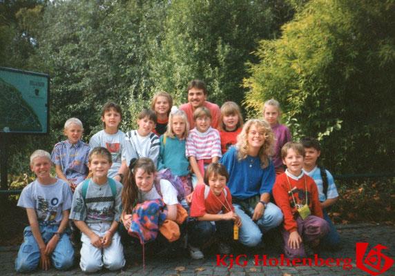 1993 - Ausflug nach München