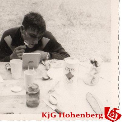1964 - Zelten bei Gunzenhausen