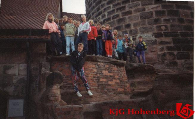 1991 - Ausflug ins Deutschlandmuseum