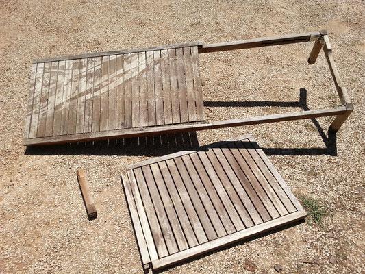 Chaise longue - avant