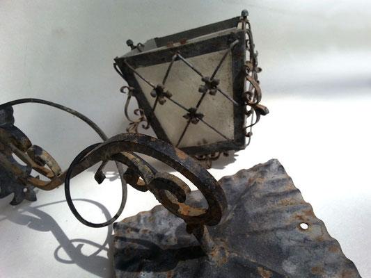 Lanterne - avant