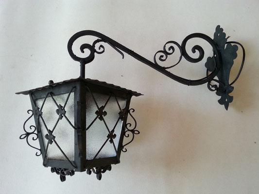 Lanterne - après électrification et restauration