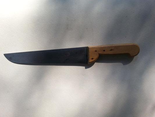Couteau - après
