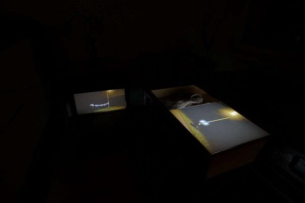 Nachtkasten, Schreibtisch