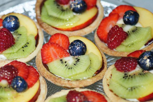 Fruchtartelettes