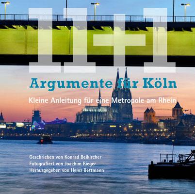 Argumente für die Metropole Köln