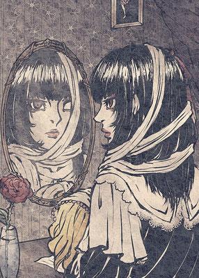 鏡の中の本当