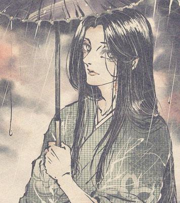 雨と逢魔ヶ刻