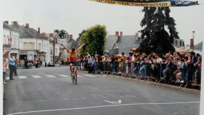 Laurent Joyeux -Ecueillé 1990