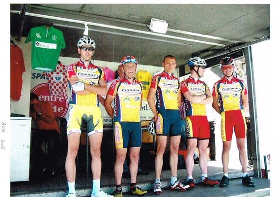 Présentation des équipes - BCB 2008
