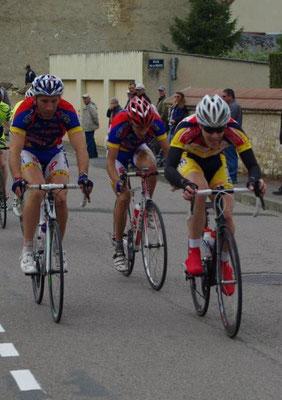 tour du canton de lignieres 2012