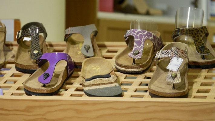 Large choix de sandales et chaussures orthopédiques à Bruxelles