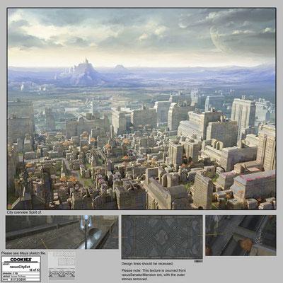 Raxus City