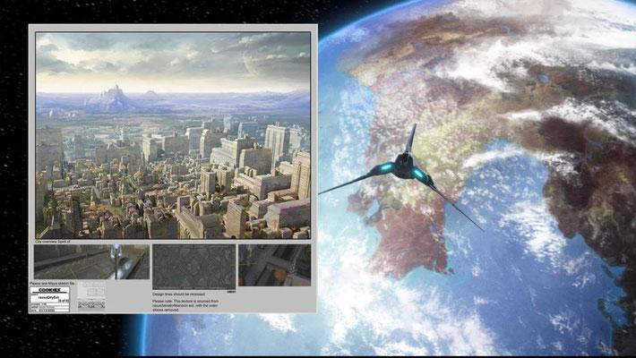 """Der Name """"Raxus"""" stammt von """"Raxus Prime"""" einem Planeten der in verschiedenen LucasArts Videospielen vorkam."""