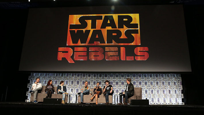 Diese Episode wurde erstmals in voller Länge am 15.04.2017 auf der Star Wars Celebration gezeigt.