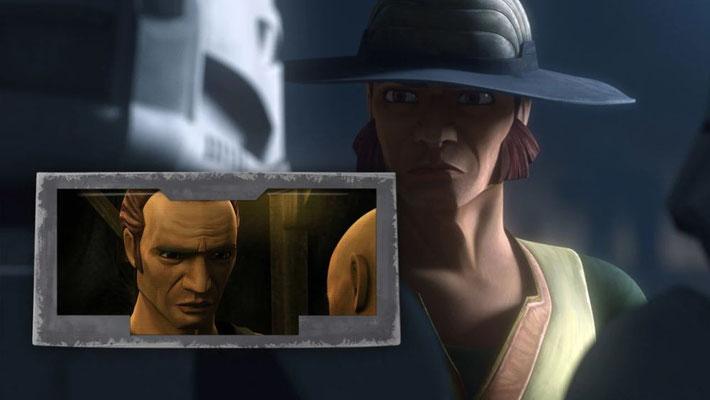 """Cut Lawquane war bereits in der The Clone Wars Folge """"Der Deserteur"""" zu sehen."""