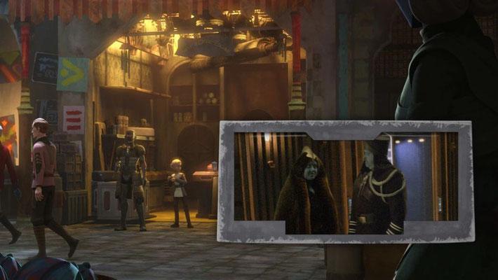 Pantora ist der Heimatplanet der blauhäutigen Pantoras, die erstmals in Die Rache der Sith zu sehen waren und von George Lucas und seiner Tochter gespielt wurden.
