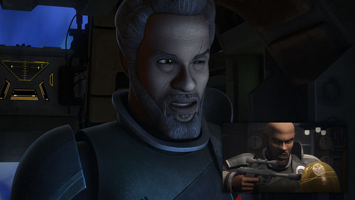 """Saw Garerra wird erneut von Forest Whitaker gesprochen und gleicht nun deutlich mehr seinem letzten Aussehen in """"Rogue One""""."""