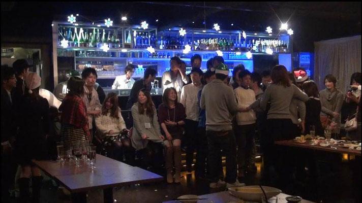 社会人サークルISTコミュニティ クラブ貸切・恋活イベント