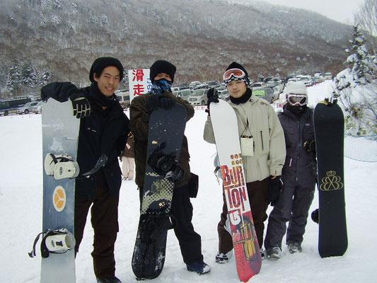 社会人サークルISTコミュニティ スキー&スノボーイベント