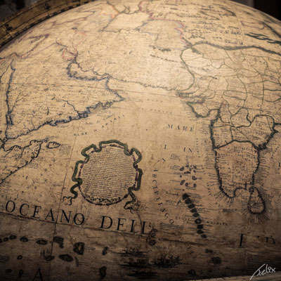 THE WORLD IN SEPIA