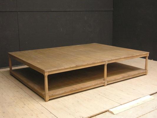 9.   kan in alle maten, steeds afgewerkt met matte zeer sterke lak, ook mooi in zeer grote maat
