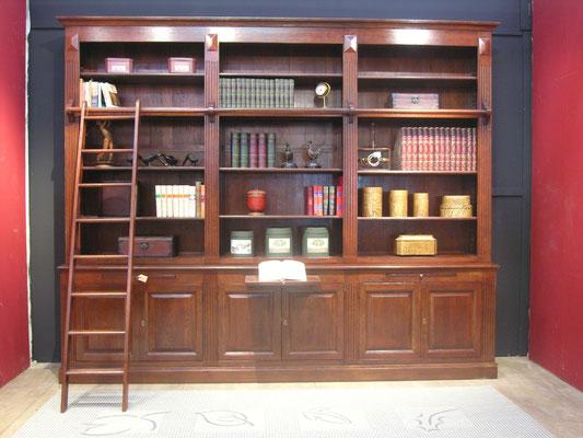 2.  Bibliotheekkast, klassiek kleur, kan in alle kleuren