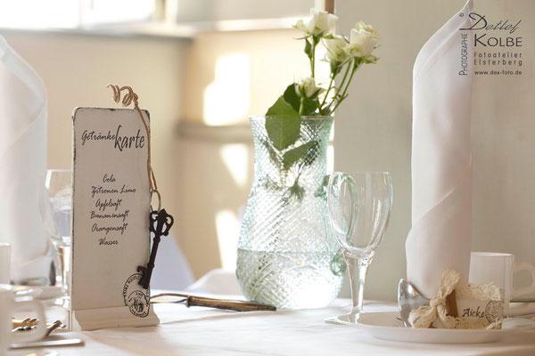 Hochzeitstafel im Oberen Schloss Greiz    by www.ihr-besonderer-tag.de