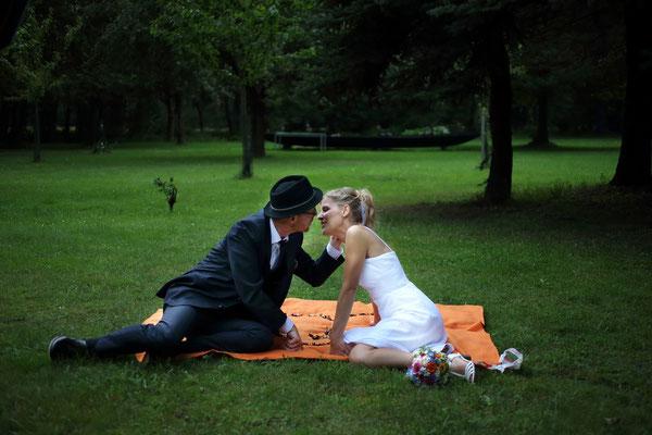 der erste Wunsch geht in Erfüllung | Fotoshooting in Burg im Spreewald