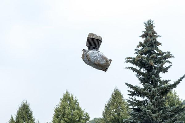 im Vogtland fliegen die Motoren