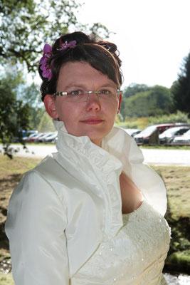 Hochzeitsshooting im Grünfelder Park