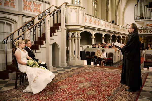 Hochzeit in Falkenstein | Kirche