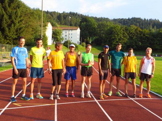5000 m Bahnlauf 2016