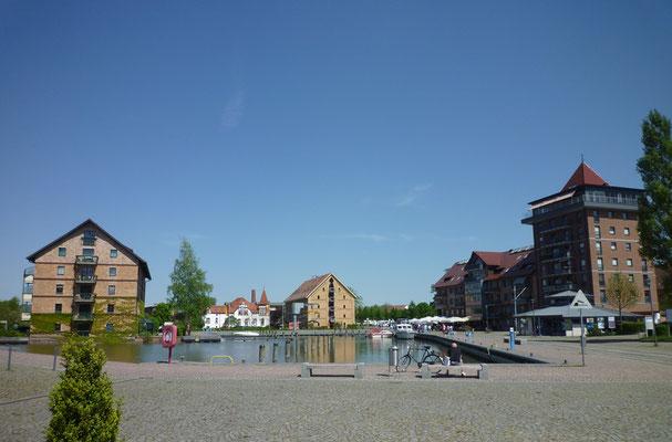Hafen Neustrelitz